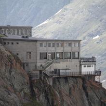 Franz-Josefs-Höhe vom Gamsgrubenweg