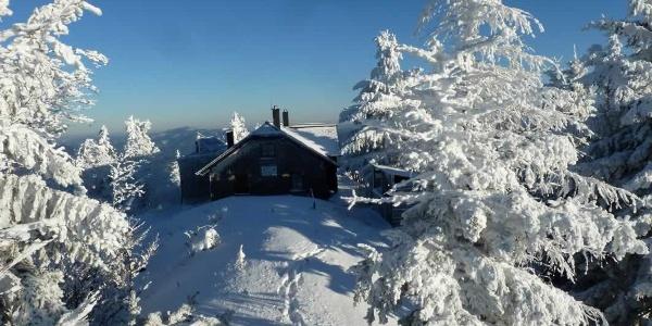 Türnitzer Hütte - Winterbild