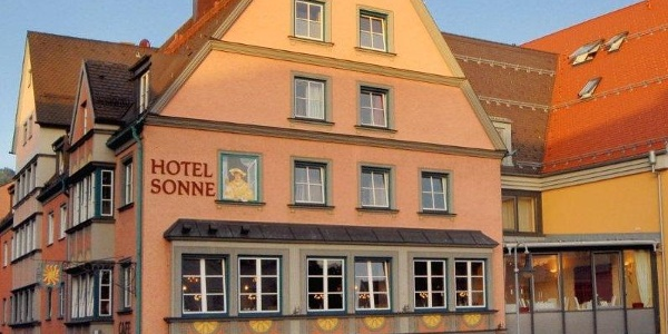 Hotel Sonne Hotel Outdooractive Com