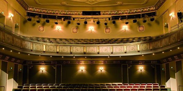 König Albert Theater Bad Elster Innenansicht