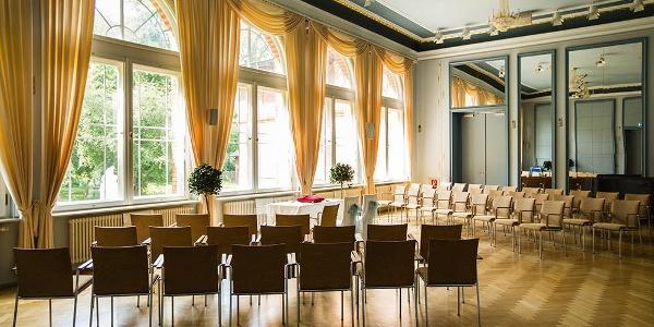 Königliches Kurhaus Bad Elster Blauer Saal