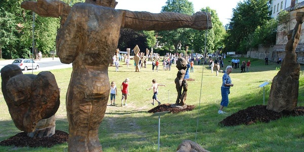 SkulpturenPark Bad Elster