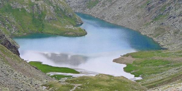 Trüber See