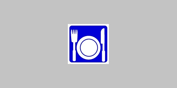 Piktogramm Gastronomie