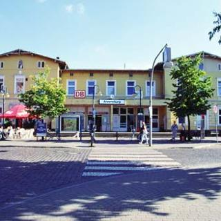 Bahnhof Ahrensburg