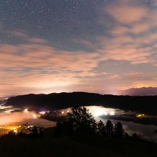 Blick von der Gerlitzen Alpe