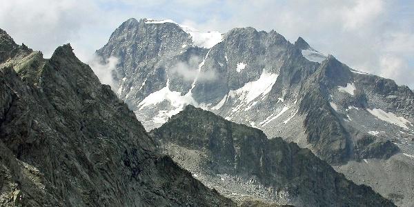 Hochgall gesehen vom Almerhorn