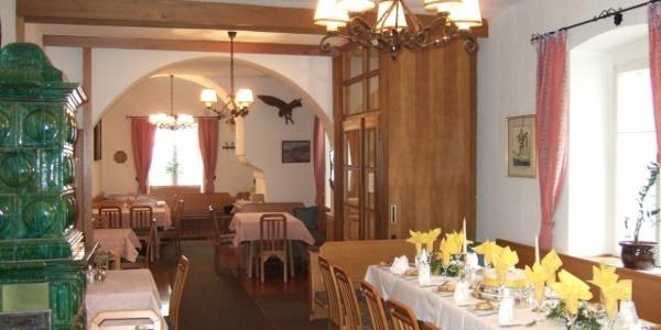 Restaurant (Copyright: Hotel Sänger Blondel)