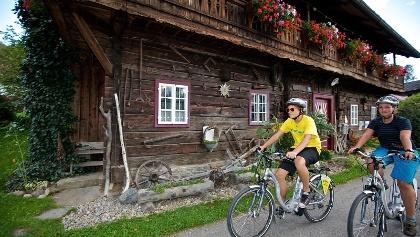 E-Biken in den Nockbergen