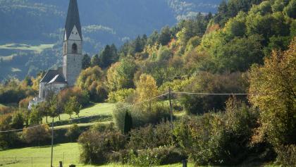 Die Agumser Kirche