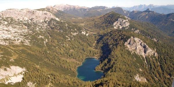Blick Steirersee-Leistalm-Interhütten