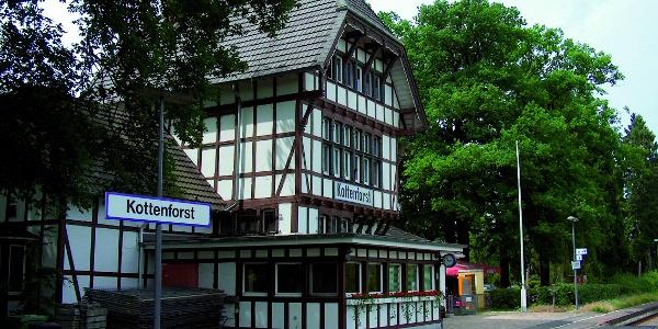 Bahnhof Kottenforst