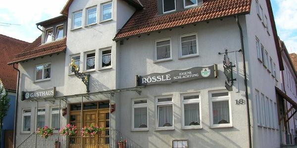 Gasthaus Rössle in Obersontheim