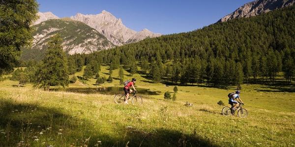 441: Tarasp. Rundtour für Genussbiker.