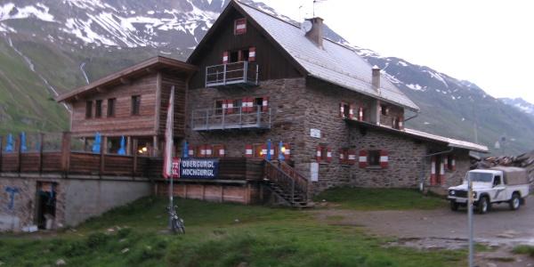 Langtalereck-Hütte