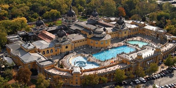 Széchenyi Heilbad - Budapest