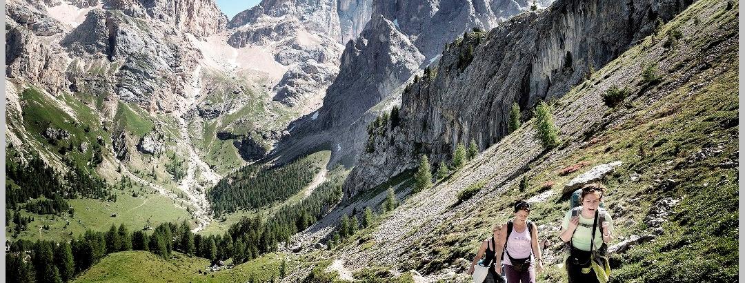 Bergwandern im Trentino