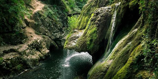 Beușnitei-Wasserfällen