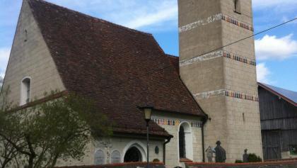 Kirche Maria Himmelfahrt in Frauenrain