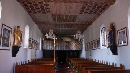 Kühnsdorf, Pfarrkirche hl. Ägidius