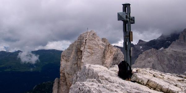 Mittlere Oberbachernspitze 2675 m