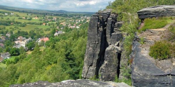 Panorama Tissaer Wände