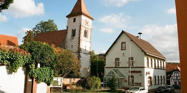 Prot Kirche Ebertsheim