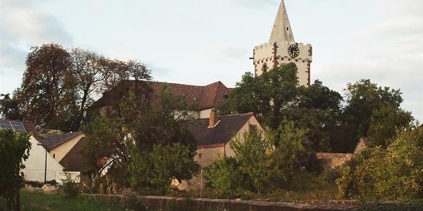 Protestantische Kirche Bockenheim