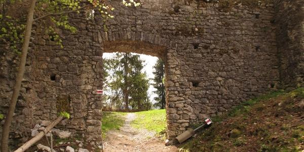 Äußerer Eingang